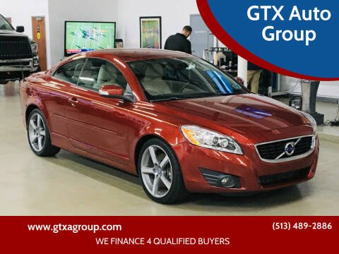 2011 Volvo C70 for sale at GTX Auto Group in West Chester OH