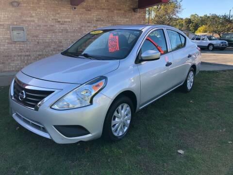 2016 Nissan Versa for sale at Murdock Used Cars in Niles MI