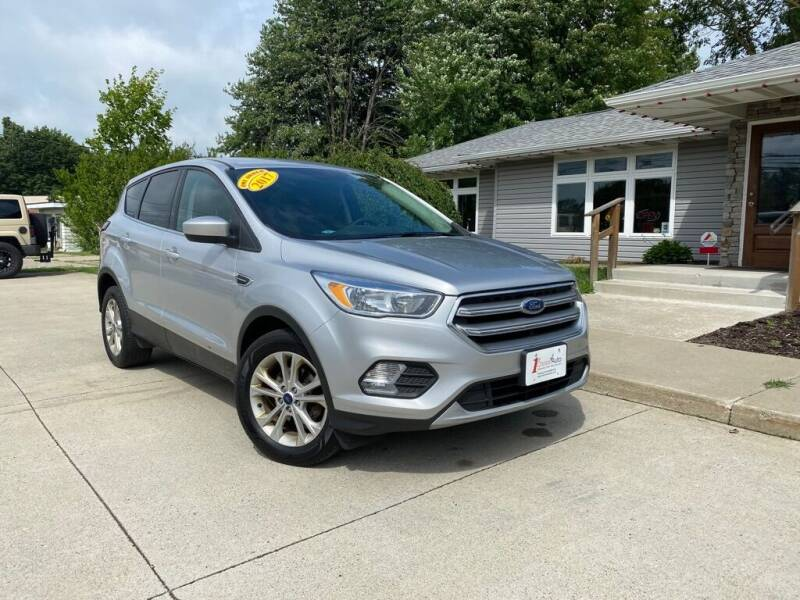 2017 Ford Escape for sale at 1st Choice Auto, LLC in Fairview PA