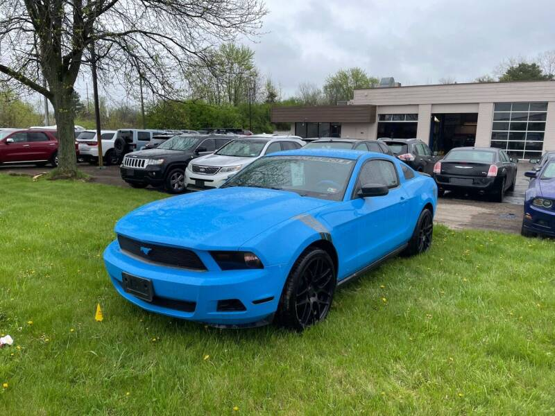 2010 Ford Mustang for sale at Dean's Auto Sales in Flint MI