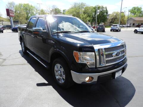 2011 Ford F-150 for sale at Grant Park Auto Sales in Rockford IL