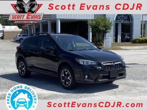 2019 Subaru Crosstrek for sale at SCOTT EVANS CHRYSLER DODGE in Carrollton GA