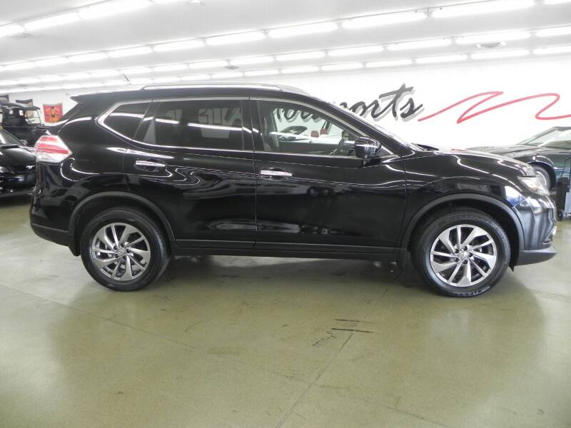 2014 Nissan Rogue for sale at 121 Motorsports in Mount Zion IL