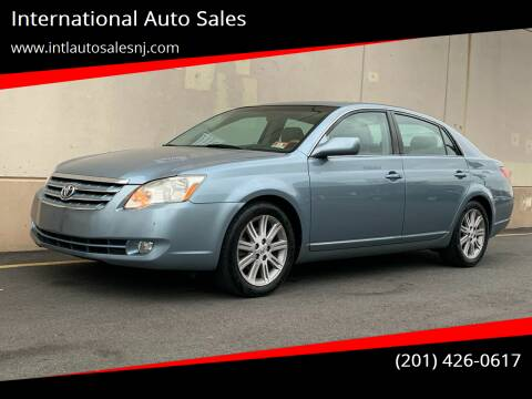 2006 Toyota Avalon for sale at International Auto Sales in Hasbrouck Heights NJ