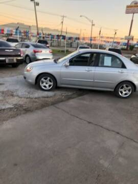 2007 Kia Spectra for sale at Jerry Allen Motor Co in Beaumont TX