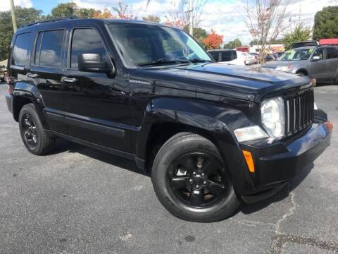 2011 Jeep Liberty for sale at Town Square Motors in Lawrenceville GA