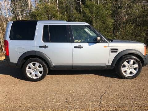 2007 Land Rover LR3 for sale at Monroe Auto's, LLC in Parsons TN