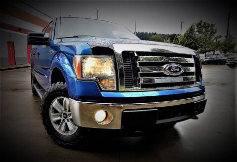 2011 Ford F-150 for sale at A1 Group Inc in Portland OR