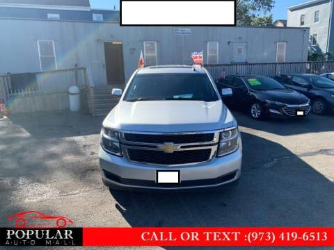 2015 Chevrolet Suburban for sale at Popular Auto Mall Inc in Newark NJ