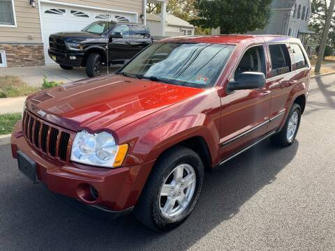 2007 Jeep Grand Cherokee for sale at Jordan Auto Group in Paterson NJ