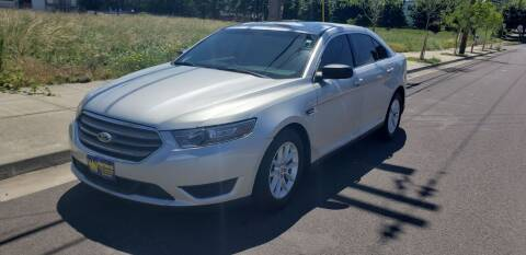 2014 Ford Taurus for sale at Kingz Auto LLC in Portland OR