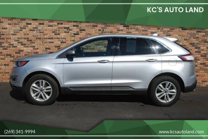 2016 Ford Edge for sale at KC'S Auto Land in Kalamazoo MI