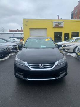 2014 Honda Accord for sale at Hartford Auto Center in Hartford CT