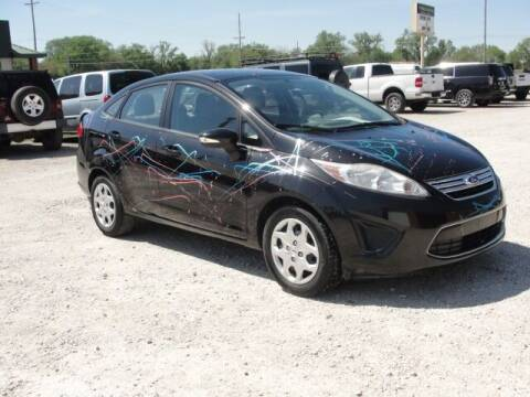 2013 Ford Fiesta for sale at Frieling Auto Sales in Manhattan KS