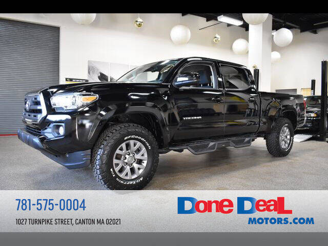 2017 Toyota Tacoma for sale at DONE DEAL MOTORS in Canton MA