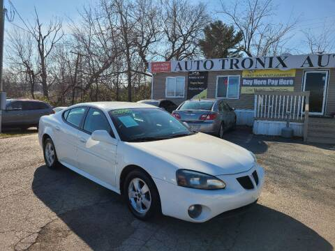 2006 Pontiac Grand Prix for sale at Auto Tronix in Lexington KY