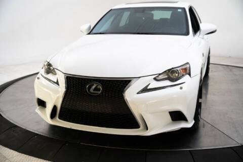 2014 Lexus IS 350 for sale at AUTOMAXX MAIN in Orem UT