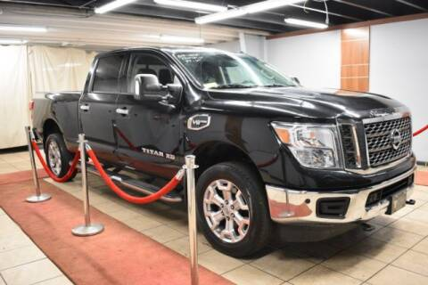 2018 Nissan Titan XD for sale at Adams Auto Group Inc. in Charlotte NC