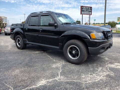 2005 Ford Explorer Sport Trac for sale at Ron's Used Cars in Sumter SC