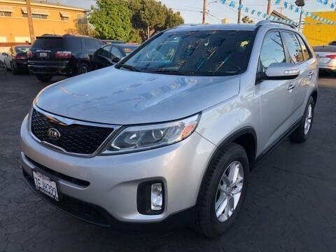 2015 Kia Sorento for sale at Plaza Auto Sales in Los Angeles CA