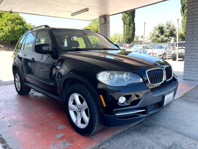 2007 BMW X5 for sale at MotorSport Auto Sales in San Diego CA
