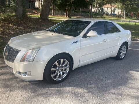 2008 Cadillac CTS for sale at Low Price Auto Sales LLC in Palm Harbor FL