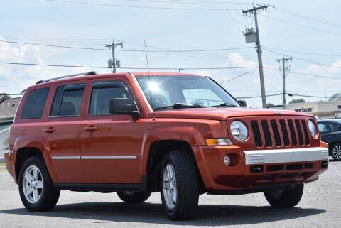 2010 Jeep Patriot for sale at Broadway Garage of Columbia County Inc. in Hudson NY