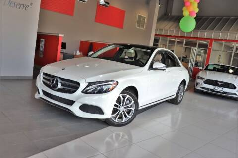 2016 Mercedes-Benz C-Class for sale at Quality Auto Center in Springfield NJ