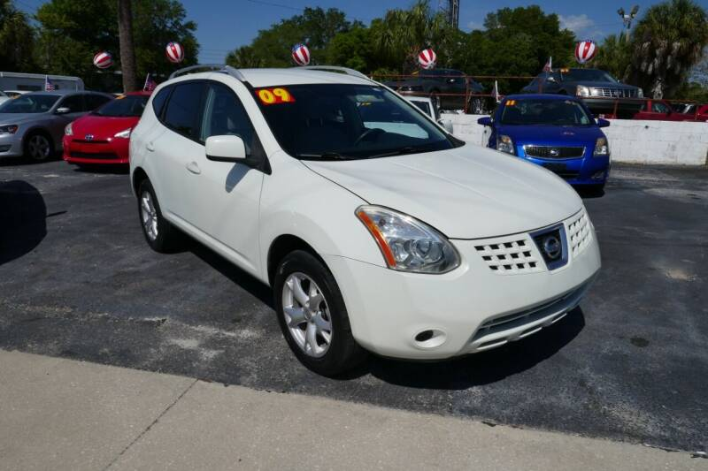 2009 Nissan Rogue for sale at J Linn Motors in Clearwater FL