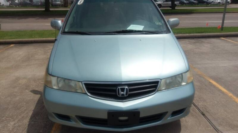 2004 Honda Odyssey for sale at Nation Auto Cars in Houston TX