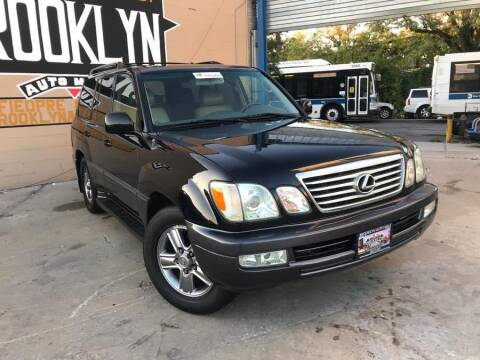 2006 Lexus LX 470 for sale at Excellence Auto Trade 1 Corp in Brooklyn NY