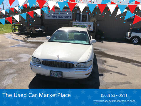 2004 Buick Park Avenue for sale at The Used Car MarketPlace in Newberg OR