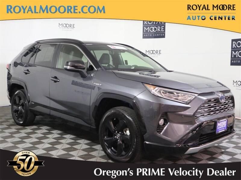 2019 Toyota RAV4 Hybrid for sale in Hillsboro, OR