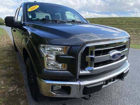 2017 Ford F-150 for sale at Mr. Car City in Brentwood MD