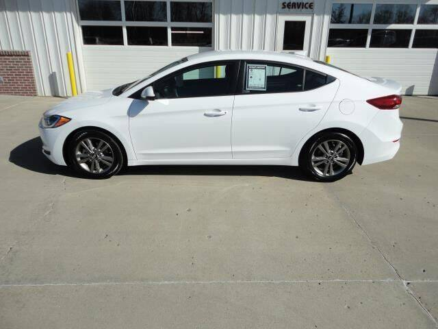 2018 Hyundai Elantra for sale at Quality Motors Inc in Vermillion SD
