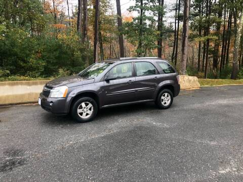 2007 Chevrolet Equinox for sale at Billycars in Wilmington MA