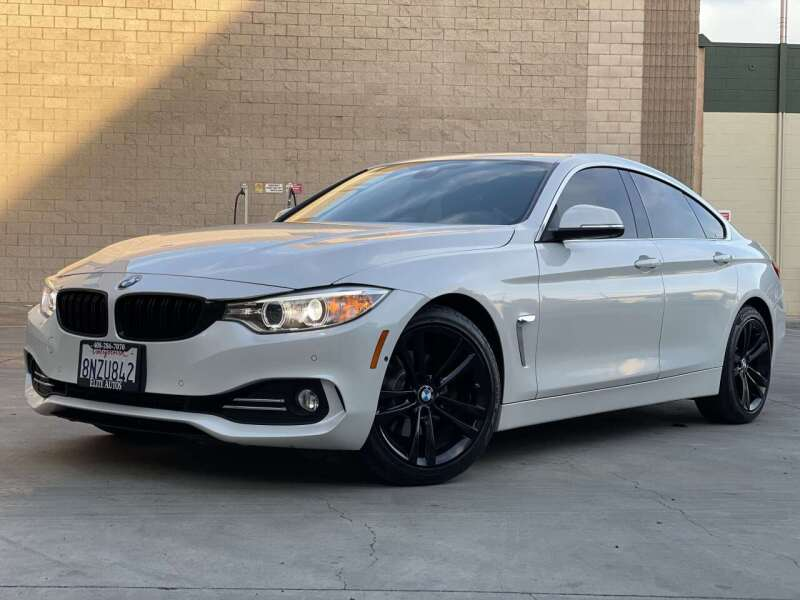 2016 BMW 4 Series for sale at ELITE AUTOS in San Jose CA