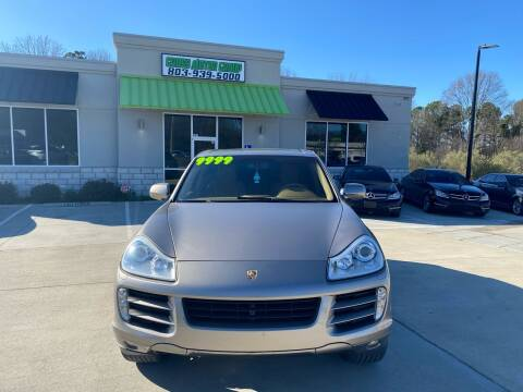 2008 Porsche Cayenne for sale at Cross Motor Group in Rock Hill SC