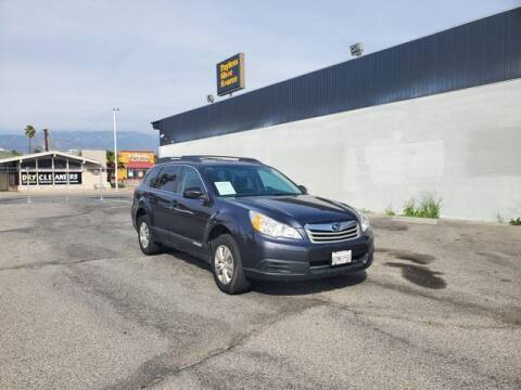 2012 Subaru Outback for sale at Silver Star Auto in San Bernardino CA
