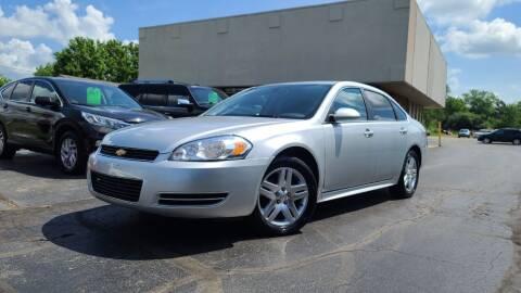 2010 Chevrolet Impala for sale at Sedo Automotive in Davison MI
