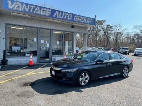 2018 Honda Accord for sale at Vantage Auto Group in Brick NJ
