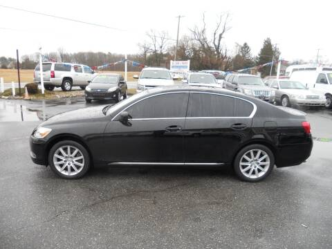 2007 Lexus GS 350 for sale at All Cars and Trucks in Buena NJ