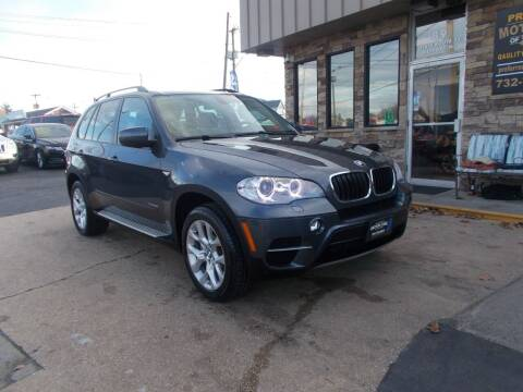 2012 BMW X5 for sale at Preferred Motor Cars of New Jersey in Keyport NJ