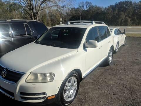 2005 Volkswagen Touareg for sale at Ebert Auto Sales in Valdosta GA