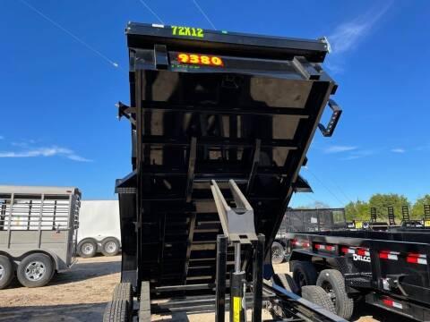"2022 DELCO - 72""X12'- Tarp- 3 Way Ga for sale at LJD Sales in Lampasas TX"