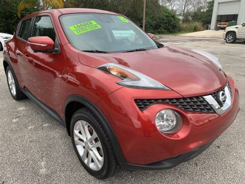 2015 Nissan JUKE for sale at The Car Connection Inc. in Palm Bay FL
