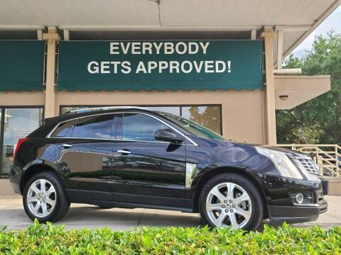 2016 Cadillac SRX for sale at Dunn-Rite Auto Group in Longwood FL