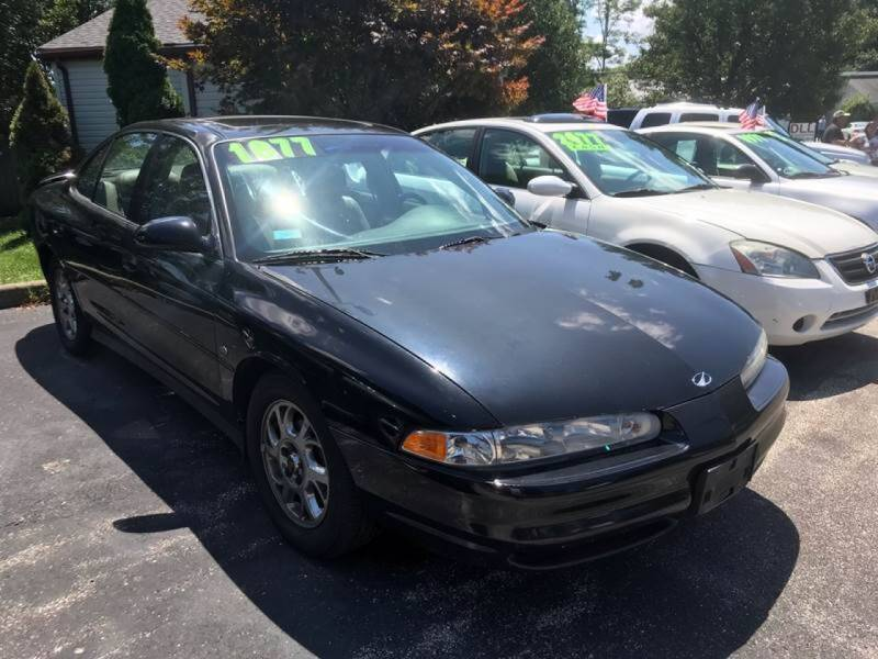 2002 Oldsmobile Intrigue for sale at Klein on Vine in Cincinnati OH