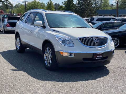 2008 Buick Enclave for sale at LKL Motors in Puyallup WA