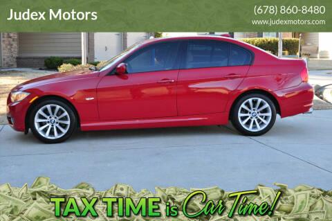 2011 BMW 3 Series for sale at Judex Motors in Loganville GA
